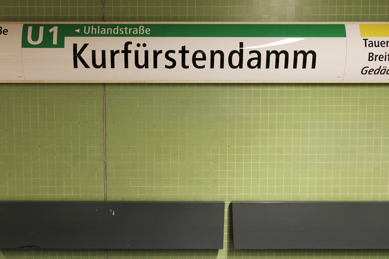 Kurfurstendamm_Sign