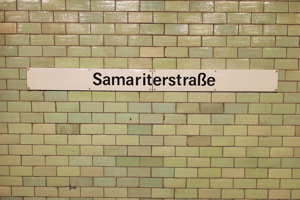 Samariterstrasse_Sign