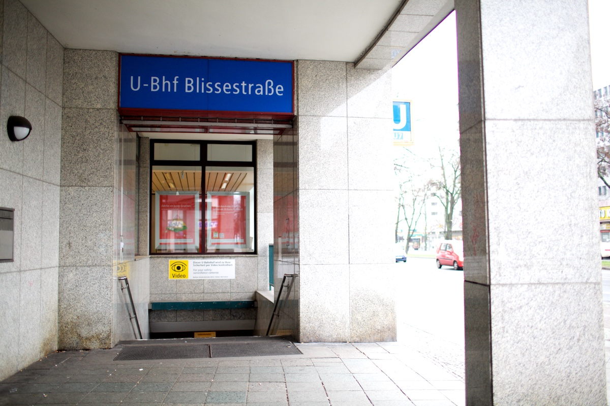 Blissestr 1