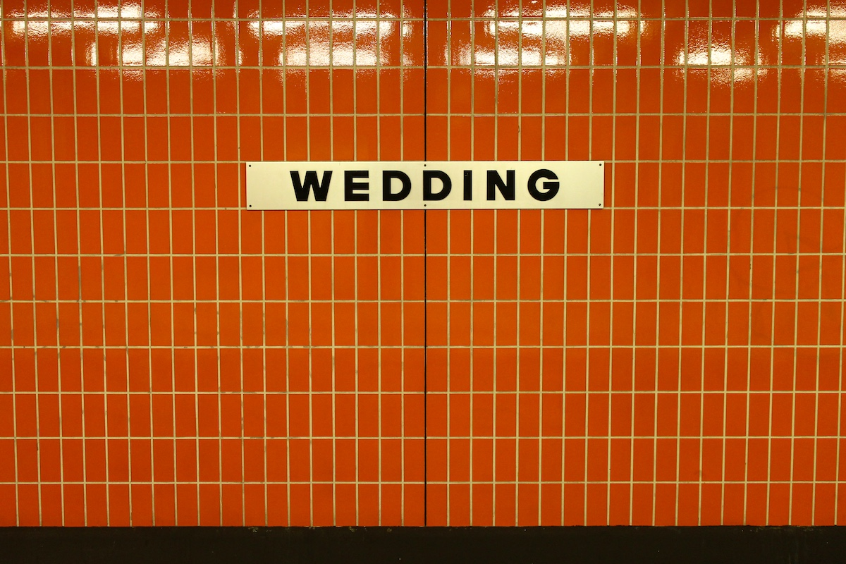 Wedding-Ubahn 2